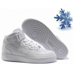 Nike air force1 белые
